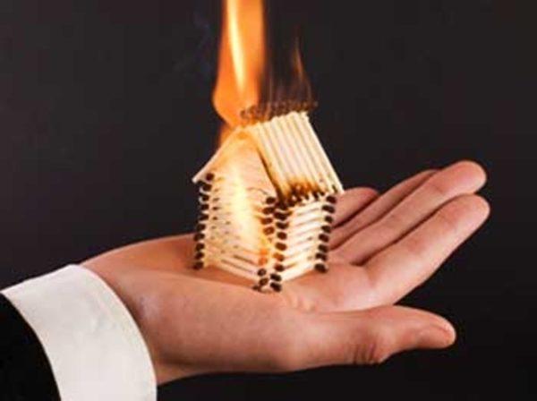 چگونه از آتش گرفتن لوازم خانگی جلوگیری کنیم؟