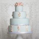 جدیدترین و زیباترین مدل کیک های عروسی +تصاویر