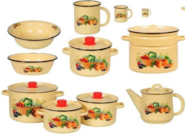 چند نکته مهم در استفاده از ظروف لعابی و سرامیکی و سنگی