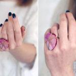 آموزش ساخت انگشتر بسیار زیبا و ساده در خانه