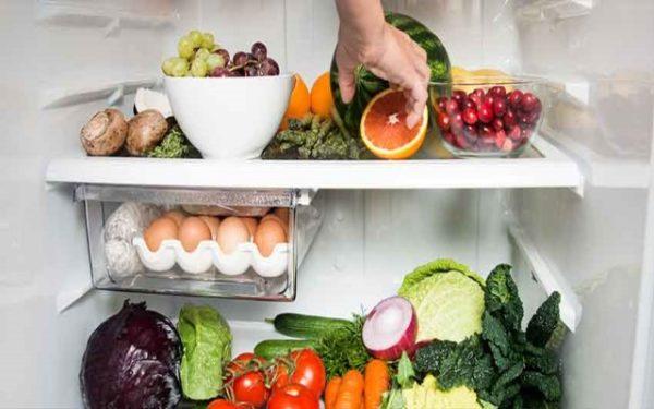 تازه نگه داشتن مواد غذایی