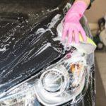 نحوه شستن خودرو با کمترین میزان آب