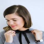 آموزش تغییر دادن یقه لباس
