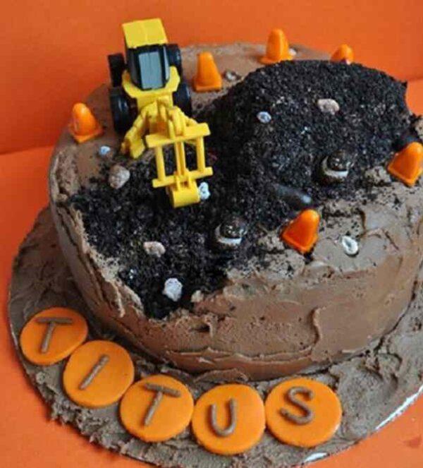 تزیین کیک روز مهندس