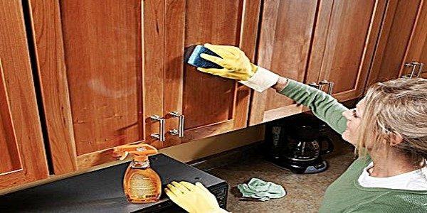 نگهداری و تمیز کردن ظروف چوبی