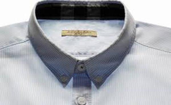 راههاى پاک کردن چرک از یقه پیراهن مردانه