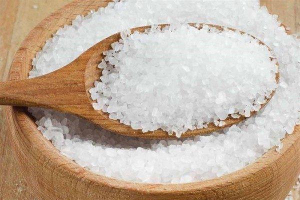نحوه استفاده از نمک در خانه داری