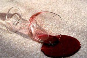 تمیزکردن فرش | نحوه تمیز کردن لکه شربت از روی فرش سفید