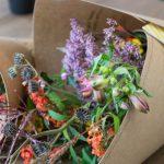 تزیین دسته گل خانگی بسیار زیبا +تصاویر