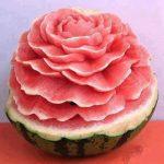 نمونه هایی از میوه آرایی +تصاویر