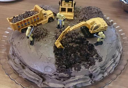 تزیین کیک روز مهندس +تصاویر