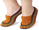 آموزش بافت کفش روفرشی مخصوص زمستان