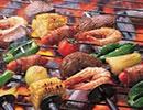رمز و راز کباب کردن انواع گوشت و سبزیجات