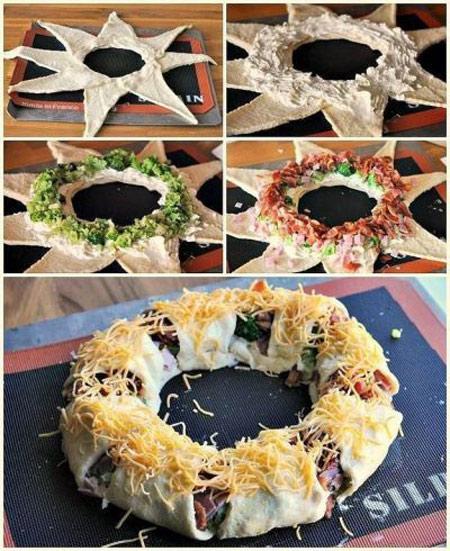 تزیینات کیک و شیرینی برای عیدنوروز+تصاویر