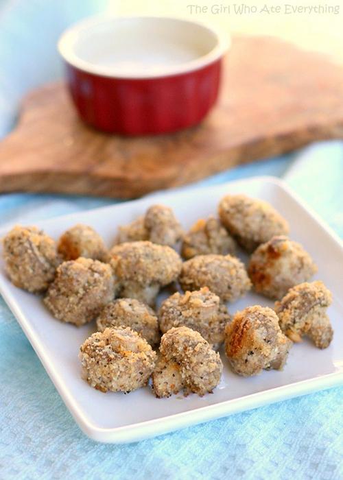 ۵ ایده برای درست کردن خوراکی های خوشمزه با قارچ+تصاویر
