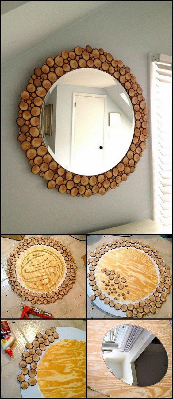 استفاده ازچوب در تزئینات خانه