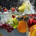 نحوه شستن میوه ها و مراقبت از آنها