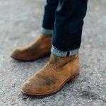 آموزش تمیز کردن کفش های جیر+تصاویر