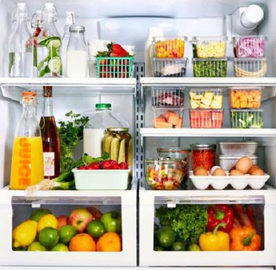 نگهداری از مواد غذایی در یخچال