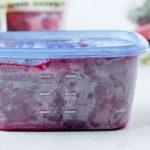۱۱ روش برای فریز کردن مواد غذایی