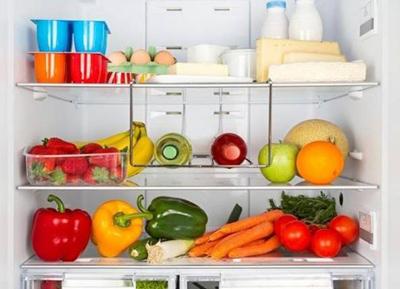 چه مدت می توانیم مواد غذایی را در یخچال نگهداری کنیم؟