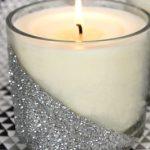 آموزش ساخت شمع اکلیلی+تصاویر