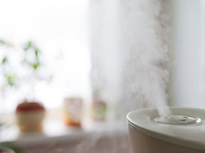 مرطوب کردن خانه