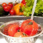 نحوه درست کردن محلول ضدعفونی کننده خانگی برای سبزیجات