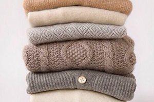 راهنمای نگهداری از لباس های زمستانی و پاییزی