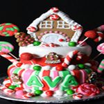 مدل های تزئین کیک ویژه کریسمس +تصاویر