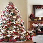 ایده هایی زیبا برای تزئین درخت کریسمس+تصاویر