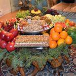 ایده هایی برای میوه آرایی شب یلدا+تصاویر