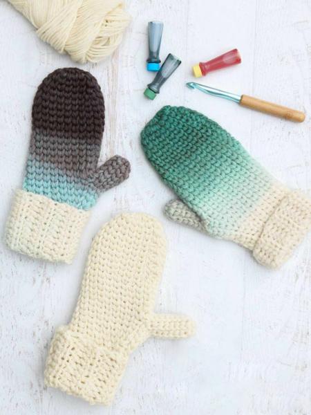 رنگ آمیزی دستکش