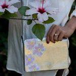 آموزش نقاشی آسان روی کیف زنانه +تصاویر