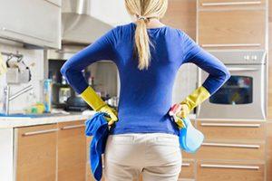 نکته های ریز و مهم تمیزکاری خانه