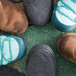 راهنمای نگهداری و تمیز کردن کفش های زمستانی