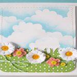 درست کردن کارت پستال آسمان ابری+تصاویر