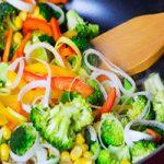 آشنایی با روش های سالم برای پخت غذا