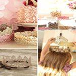 آموزش ساخت تاج دخترانه با نوار گیپور +تصاویر