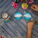 آموزش ساخت زیر لیوانی با درب بطری +تصاویر