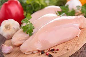 از بین بردن بوی ذوق مرغ