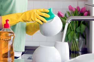 نکاتی ساده برای تمیزکاری خانه