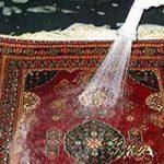 نکاتی اصولی و مهم برای شستشوی فرش در خانه