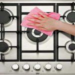 برای حفظ سلامتی خودتان بدون مواد شیمیایی اجاق گاز تان را تمیز کنید