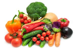 سبز ماندن سبزیجات