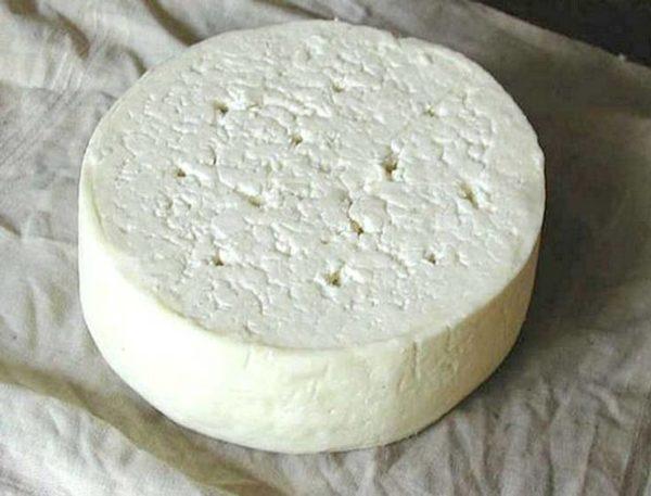 تهیه پنیر با سرکه