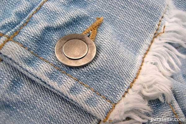 پاک کردن زنگ زدگی از لباس