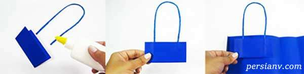 آموزش ساخت کیف های هدیه
