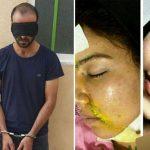 حمله وحشیانه به دختر 17 ساله | تبهکار در ملاعام گردانده شد!
