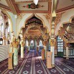 مسجد جامع شافعی در کرمانشاه را بیشتر بشناسید